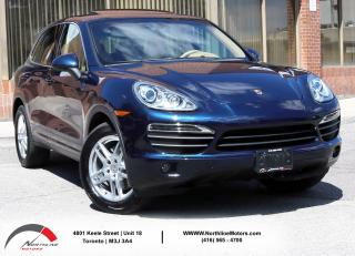 Used 2012 Porsche Cayenne S|Navigation|Backup Camera|Sunroof for sale in North York, ON