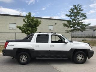 Used 2004 Chevrolet Avalanche 4X4, 4 door, Auto, 3/Ywarranty availa for sale in North York, ON