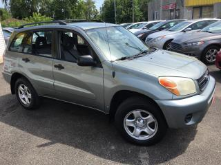 Used 2004 Toyota RAV4 AUTO/ AWD/ POWER GROUP/ LOADED for sale in Scarborough, ON
