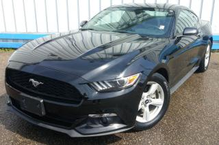 Used 2017 Ford Mustang V6 Coupe *AUTOMATIC* for sale in Kitchener, ON