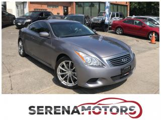 Used 2008 Infiniti G37 G37 | SPORT | LOW KM | NO ACCIDENTS for sale in Mississauga, ON