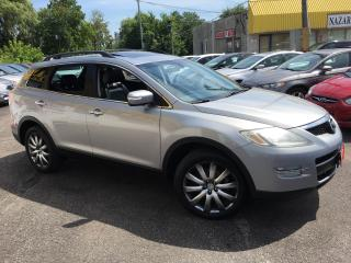 Used 2007 Mazda CX-9 GT/ AWD/ 7 SEATER/ LEATHER/ SUNROOF/ FULLY LOADED! for sale in Scarborough, ON