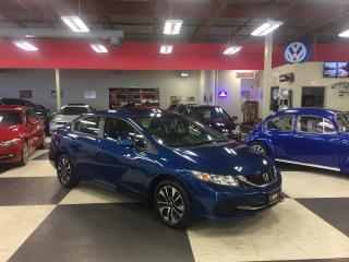Used 2013 Honda Civic EX 5 SPEED A/C BACKUP CAMERA 106K for sale in North York, ON
