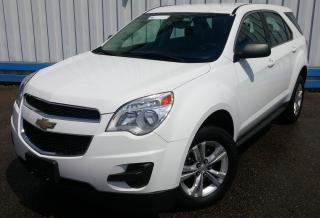 Used 2015 Chevrolet Equinox LS *BLUETOOTH* for sale in Kitchener, ON