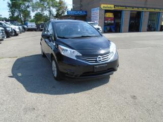 Used 2016 Nissan Versa Note SV for sale in North York, ON