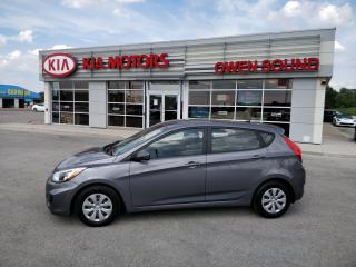 Used 2015 Hyundai Accent LE for sale in Owen Sound, ON