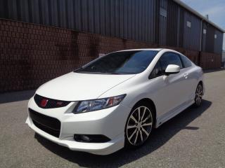Used 2013 Honda Civic Si - HFP PKG - NAVIGATION - BACK UP CAMERA for sale in Etobicoke, ON