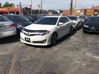Used 2012 Toyota Camry SE for sale in York, ON