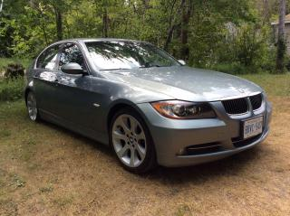 Used 2008 BMW 335i Chrome for sale in Southampton, ON