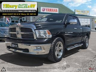 Used 2011 Dodge Ram 1500 SMOOTH RIDE. V8. for sale in Tilbury, ON