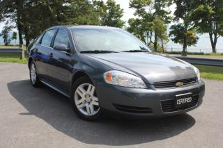 Used 2011 Chevrolet Impala 4DR SDN LT for sale in Oshawa, ON