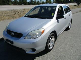 Used 2006 Toyota Matrix XR for sale in Surrey, BC