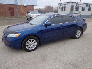 Used 2008 Toyota Camry Hybrid for sale in Kitchener, ON