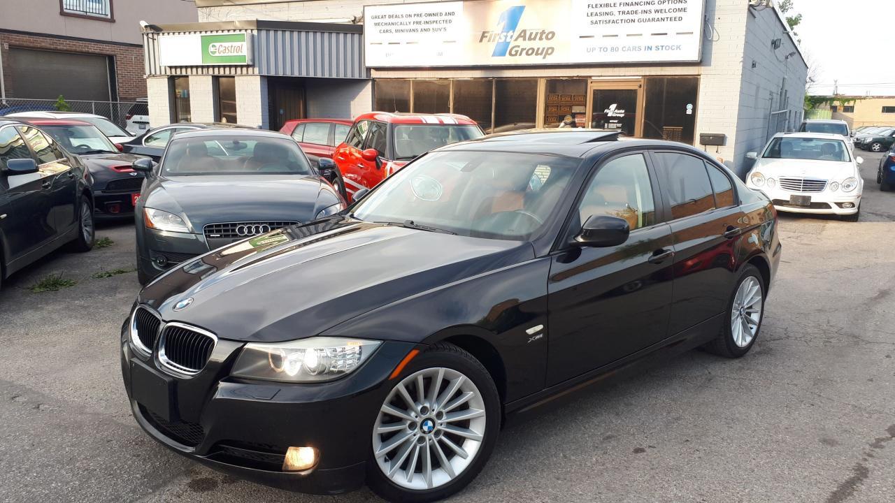 Photo of Black 2009 BMW 3 Series