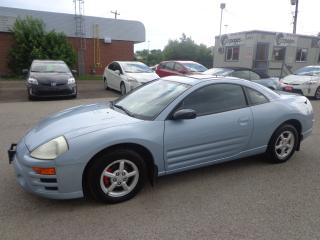 Used 2004 Mitsubishi Eclipse for sale in Kitchener, ON