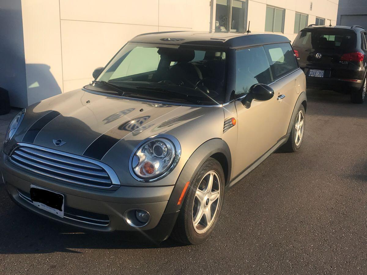 Used 2009 Mini Cooper Clubman No Accidentcertifiedwarranty