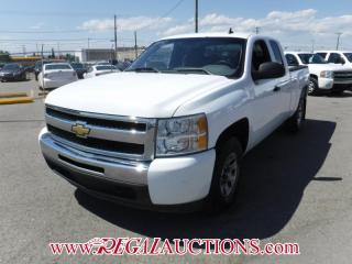 Used 2010 Chevrolet SILVERADO 1500  EXT CAB 4WD for sale in Calgary, AB