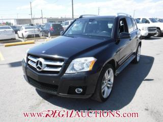 Used 2010 Mercedes-Benz GLK-CLASS GLK350 4D UTILITY 4MATIC for sale in Calgary, AB