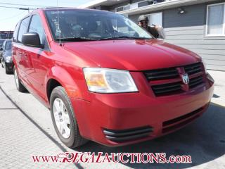 Used 2008 Dodge GRAND CARAVAN  WAGON for sale in Calgary, AB