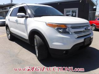 Used 2011 Ford EXPLORER LIMITED 4D UTILITY V6 4WD for sale in Calgary, AB
