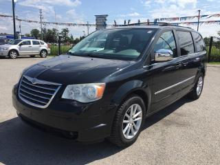 Used 2010 Chrysler TOWN & COUNTRY TOURING * REAR CAM * 2 DVD'S * SUNROOF * 7 PASS for sale in London, ON