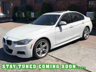 Used 2013 BMW 335i xDrive | LEATHER | ROOF| M SPORT Package for sale in London, ON