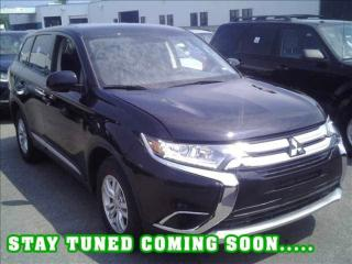 Used 2018 Mitsubishi Outlander ES | ONE OWNER | CAM | AWD | HEATED SEATS for sale in London, ON