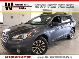 Used 2015 Subaru Outback 2.5I LIMITED |AWD|SUNROOF|NAVIGATION|121,155 KMS for sale in Cambridge, ON