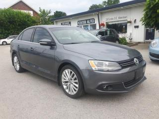 Used 2012 Volkswagen Jetta HIGHLINE TDI for sale in Waterdown, ON