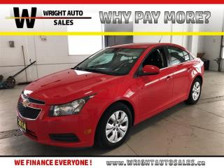 Used 2014 Chevrolet Cruze 1LT|LOW MILEAGE|BLUETOOTH|35,285 KMS for sale in Cambridge, ON