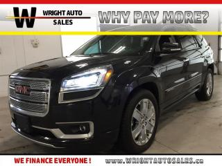 Used 2014 GMC Acadia Denali|LOW MILEAGE|NAVIGATION|LEATHER|50,924 KMS for sale in Cambridge, ON