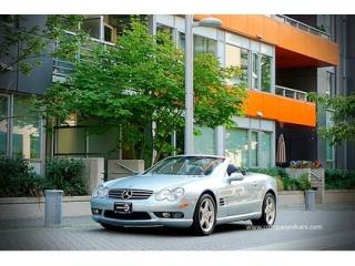 Used 2003 Mercedes-Benz SL-Class - for sale in Burnaby, BC