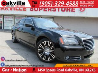 Used 2012 Chrysler 300 S | LEATHER | PANO ROOF | NAVI | BEATS BY DRE for sale in Oakville, ON