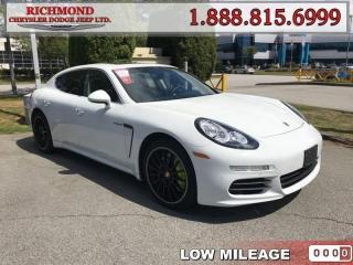 Used 2016 Porsche Panamera E-Hybrid S for sale in Richmond, BC