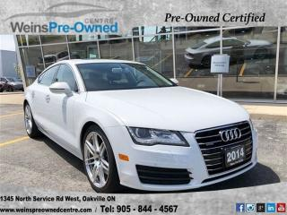 Used 2014 Audi A7 3.0L TDI Progress for sale in Oakville, ON