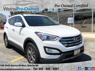 Used 2015 Hyundai Santa Fe Sport Luxury for sale in Oakville, ON