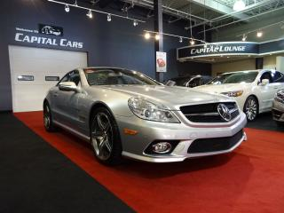 Used 2012 Mercedes-Benz SL-Class 550 / GRAND EDITION / CONVERTIBLE / NAVIGATION for sale in North York, ON