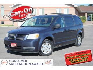 Used 2009 Dodge Grand Caravan SE STOW'N'GO TRI-ZONE A/C CRUISE for sale in Ottawa, ON