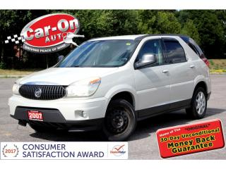 Used 2007 Buick Rendezvous CX POWER GROUP A/C CRUISE for sale in Ottawa, ON