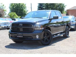 Used 2016 RAM 1500 Express*Black Ops Package*Bluetooth*Camera*Spray L for sale in Mississauga, ON