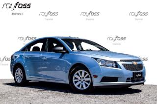 Used 2011 Chevrolet Cruze LS Air Pwr Windows & Locks Low K's for sale in Thornhill, ON