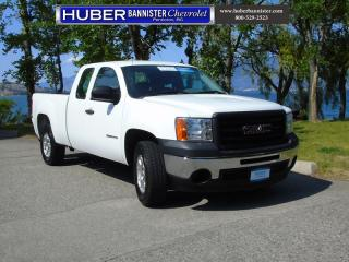Used 2010 GMC Sierra 1500 2WHDR/ V6 for sale in Penticton, BC