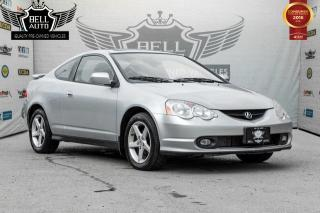 Used 2002 Acura RSX SPORT SUNROOF LEATHER INTERIOR ALLOY WHEELS for sale in Toronto, ON