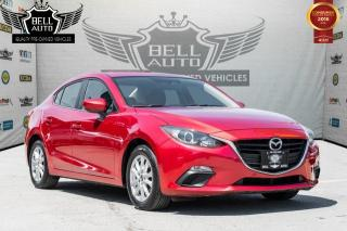Used 2014 Mazda MAZDA3 Sedan GS-SKY BACK-UP CAMERA BLUETOOTH ALLOY WHEELS for sale in Toronto, ON