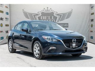 Used 2014 Mazda MAZDA3 GX-SKY BLUETOOTH TRACTION CONTROL ALLOY WHEELS for sale in North York, ON
