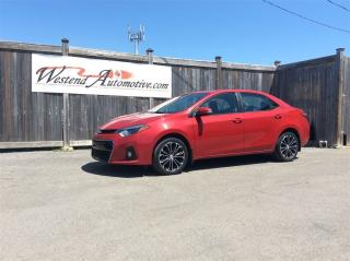 Used 2016 Toyota Corolla S for sale in Stittsville, ON
