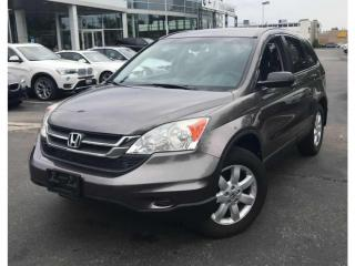 Used 2011 Honda CR-V LX AWD | CERTIFIED for sale in Waterloo, ON