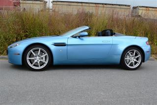 Used 2008 Aston Martin V8 Vantage Roadster for sale in Vancouver, BC