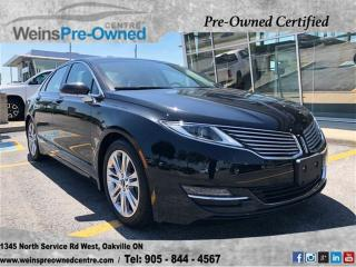 Used 2014 Lincoln MKZ Hybrid for sale in Oakville, ON