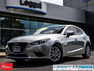 Used 2014 Mazda MAZDA3 GS-SKY SPORT for sale in Burlington, ON
